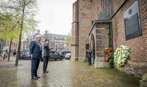 Stilstaan bij bevrijding van Den Haag