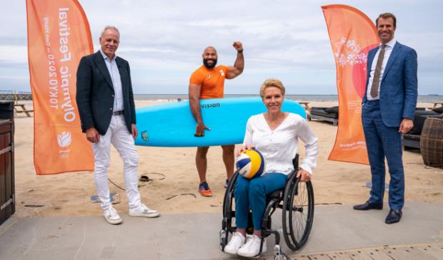 Magie van Olympische Spelen beleven in Den Haag