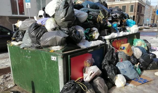 Gemeente Den Haag: fors hogere boetes voor afval dumpen