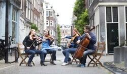 Het Dudok Kwartet. Foto: PR