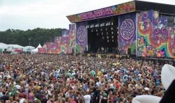 Bijna 200.000 feestgangers brachten het afgelopen weekend een bezoek aan de Zwarte Cross, een record.
