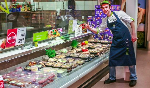 Een keur aan verse maaltijden wordt er elke dag bereid door Sander-Jan Bats en zijn collega's. Foto: Eric Schreuder