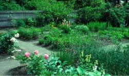 De moestuin op landgoed De Wiersse. Foto: PR