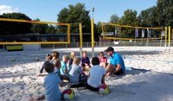 Ook sporten behoort tot de naschoolse activiteiten. Foto: PR