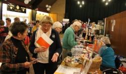 Ouderenbeurs trok ruim 500 bezoekers. Foto: Leo van der Linde