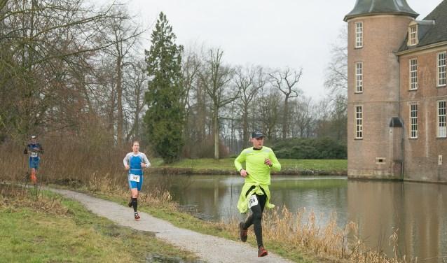 Derde editie Slangenburgse Trailrun door Slangenburg. Foto: Burry van den Brink
