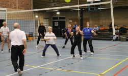 De Sportinstuif Ruurlo trok 35 deelnemers uit de regio. Foto: PR.