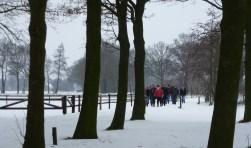 Of er tijdens de winterwandeling sneeuw ligt, is de vraag. Foto: PR