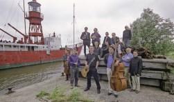 Het Nieuw Ensemble (1980) ontwikkelde zich tot internationaal en toonaangevend ensemble. Foto: PR