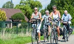 Drie dagen fietsen door de Achterhoek vanaf Ons Pakhuus. Foto: Henk van Raaij