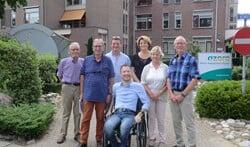 Otwin van Dijk maakt samen met zijn vrouw Karin kennis met Gendringen. Foto: Walter Hobelman