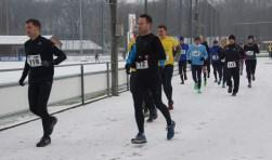 De start van de DZSV Snertloop, 10 kilometer. Foto: Frank Vinkenvleugel