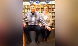 Paul en Anita Bombeld. Foto: PR