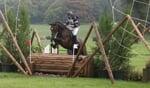 Eventing Barchem leverde prachtige paardensport op. Henk Harkink uit Barchem reed een thuiswedstrijd. Foto: Achterhoekfoto/Gradus Derksen.