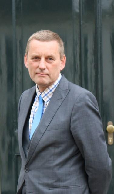 Aanstaand burgemeester Stapelkamp. Foto: Gemeente Aalten