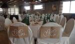 Volop inspiratie , ook qua aankleding, is te vinden op de bruidsbeurs. Foto: PR