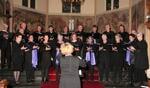 Kleinkoor Vivente staat onder leiding van Annette Weterings. Foto: PR