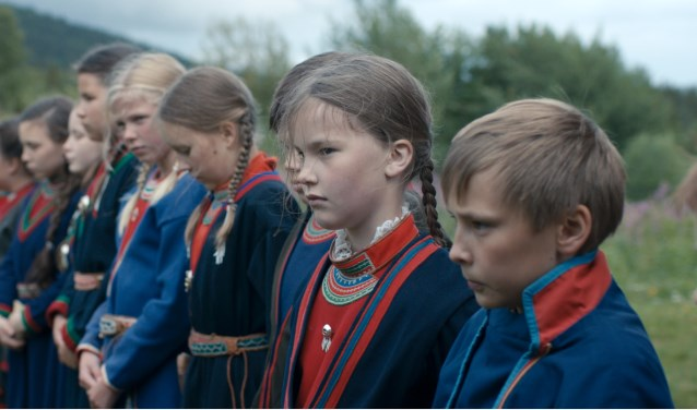 Sami Blood gaat over het leven van de bewoners van Lapland. Foto: PR