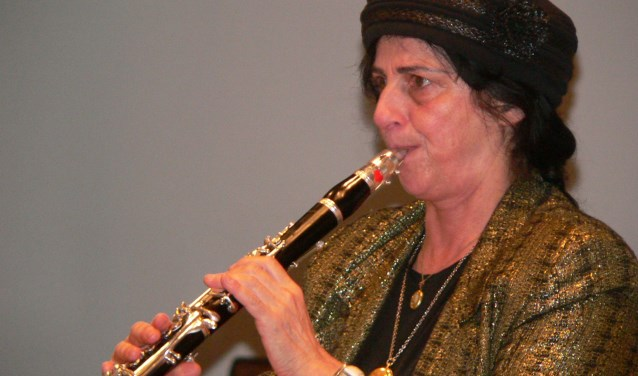 Queen of Klezmer in synagoge. Foto: PR