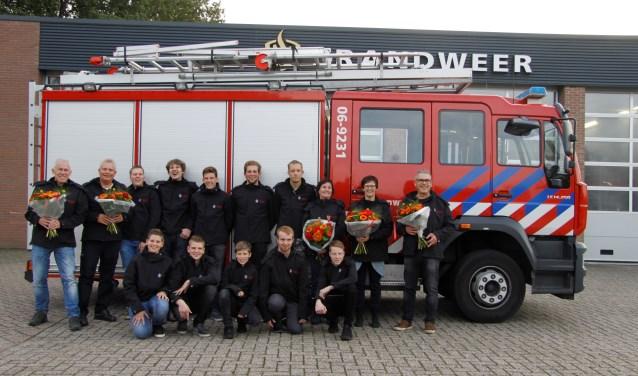 Tienjarig bestaan jeugdbrandweer. Foto: PR