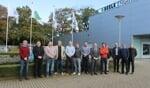 De ingenieurs die de workshop bij Beele volgden. Foto: Leo van der Linde