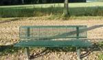 Het bankje aan de Bessinkgoorweg. Foto: Bernhard Harfsterkamp