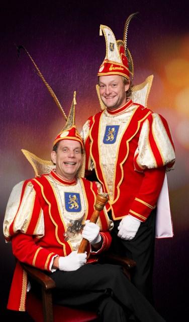 Motto 55e Prinsenpaar: 'Neet tegenan te brouwen!'