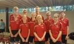 De regionale deelnemers aan de Gelderse zwemkampioenschappen. Foto: PR