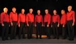 A capella groep Sixtessens. Foto: PR