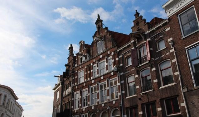 Facade Groenmarkt. Foto: Hendrik Haafkens