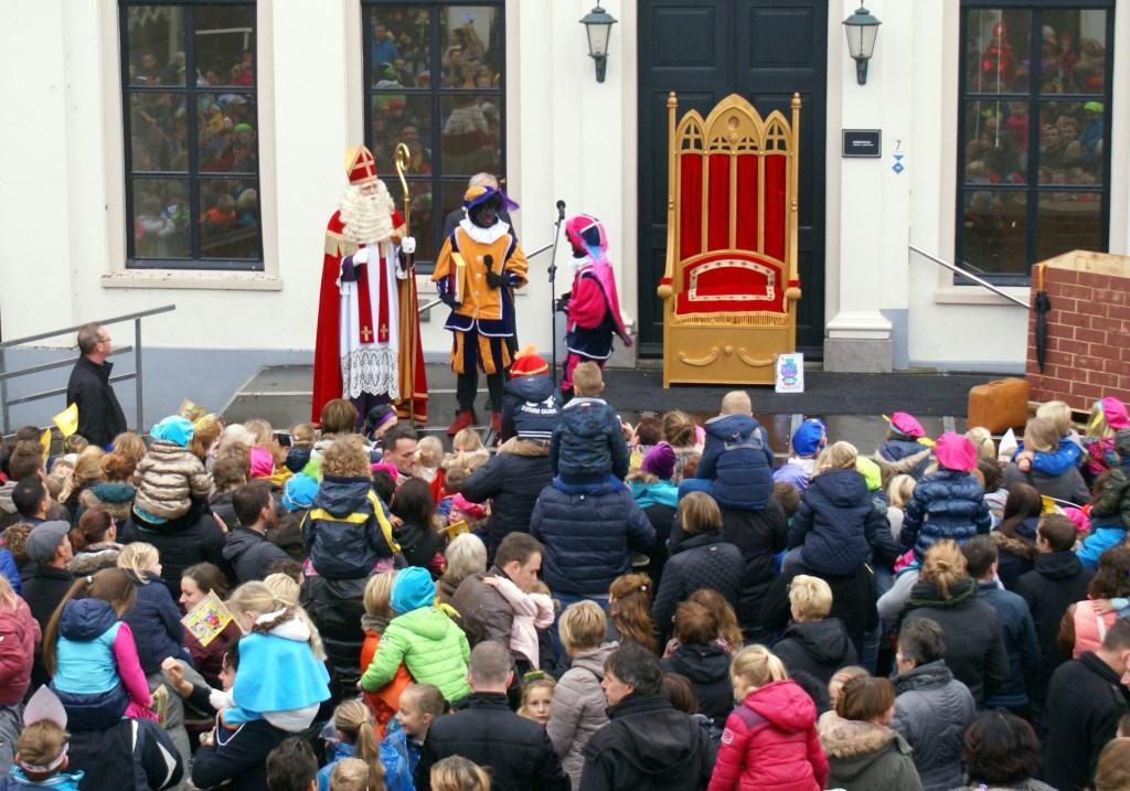 Sint Nicolaas komt zondag aan in Aalten. Foto: PR