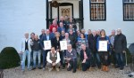 De betrokkenen bij het project 'Samen voor de Patrijs'. Foto: Karin Stronks
