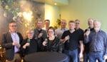 De jubilarissen van Pentair Fairbank Nijhuis. Foto: PR