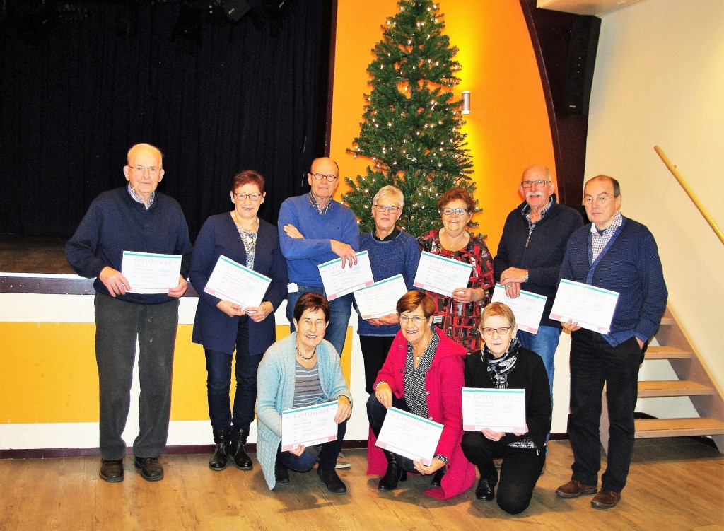 de gecertificeerden december 2017