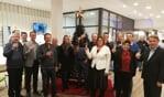 Ondernemend Berkelland viert de start van het Ondernemersfonds Berkelland. Foto: Rob Weeber