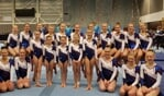 Gehele 4e divisie selectie Penta Winterswijk. Foto: PR