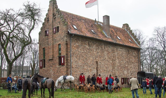 Er wordt een tussenstop gemaakt bij Kasteel De Kelder in Doetinchem. Archieffoto: PR
