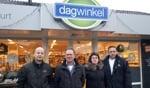 Arjen Sellink (bakkerij Sellink), Rob en Wilma van Emden en Henri ter Weme (bakkerij Ter Weme). Foto: PR