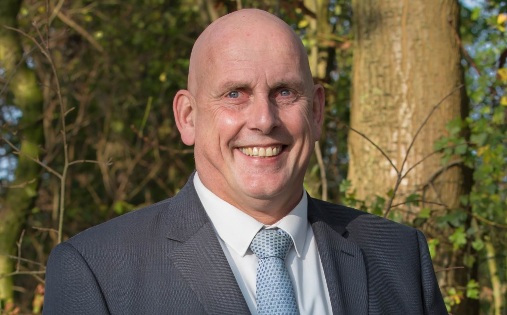 Wilko Pelgrom, lijsttrekker CDA Bronckhorst. Foto: PR