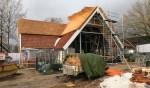 De nieuwe Brouwhoes Bier Experience in aanbouw. Foto: Theo Huijskes