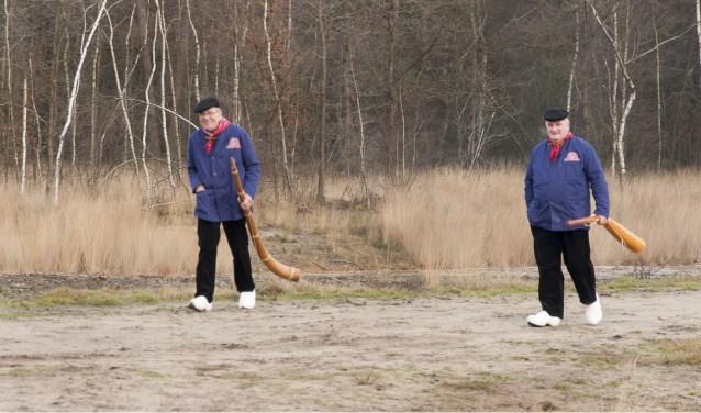 Excursie Gorsselse Heide met Midwinterhoorn