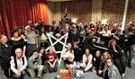 De crew van 'Hoe Kerst?!' Foto: Josée Gruwel