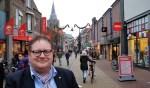 Henk Jan Tannemaat: geen voorstander van 52 koopzondagen. Foto: Achterhoek Nieuws