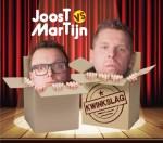 Joost en Martijn komen ook in het Glazen Huis van Taste. Foto: PR