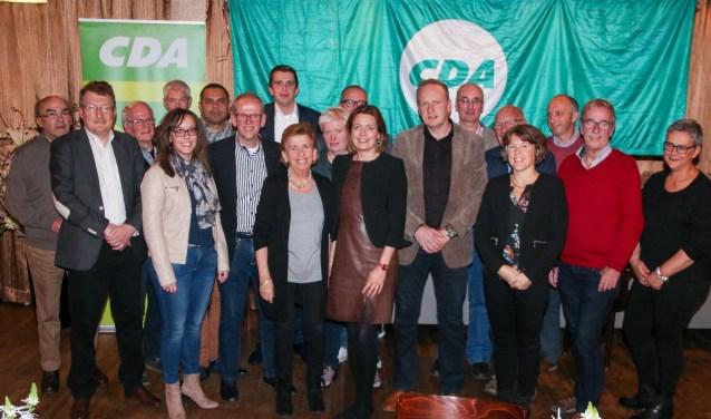 CDA Winterswijk stelt kandidatenlijst vast