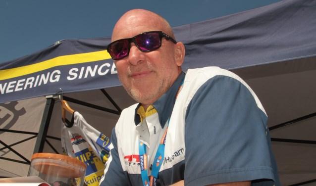 HT Rally Raid eigenaar Henk Hellegers. Foto: Henk Teerink