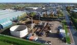 Bouw grondstoffabriek Zutphen. Foto: PR