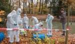 Leerlingen in de weer tijdens de CSI-projectweek. Foto: PR