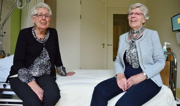 Mini van der Wal en Gerrie Brinkerhof: 'Wij zijn een klankbord voor mensen met verhalen'