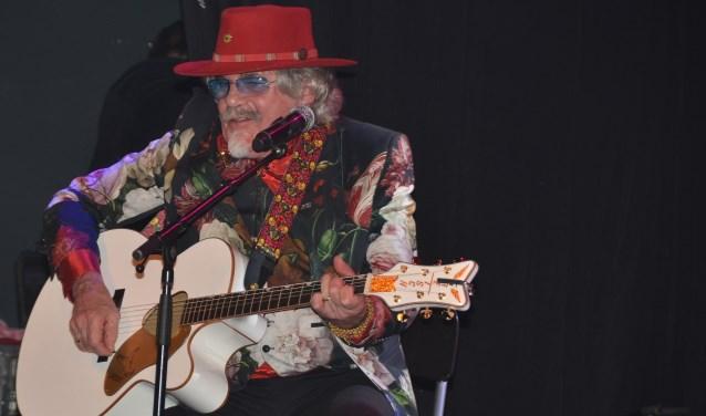 """Bennie Jolink: """"Chuck Berry verdient net als Bob Dylan ook zeker een Nobelprijs, maar hij was tevens een ongemanierde aso."""" Foto's: Achterhoekfoto/Johan Braakman"""